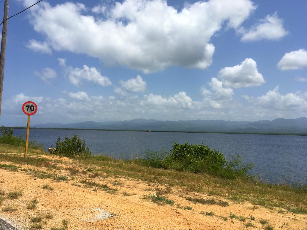 Trinidad sky