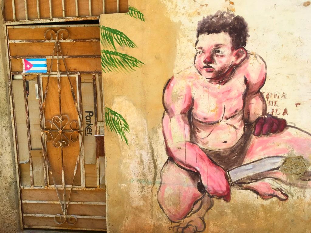 Grafitti Havana