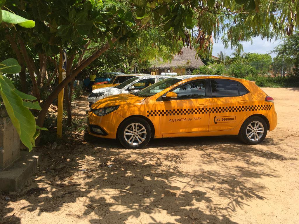 taxi trinidad ancon