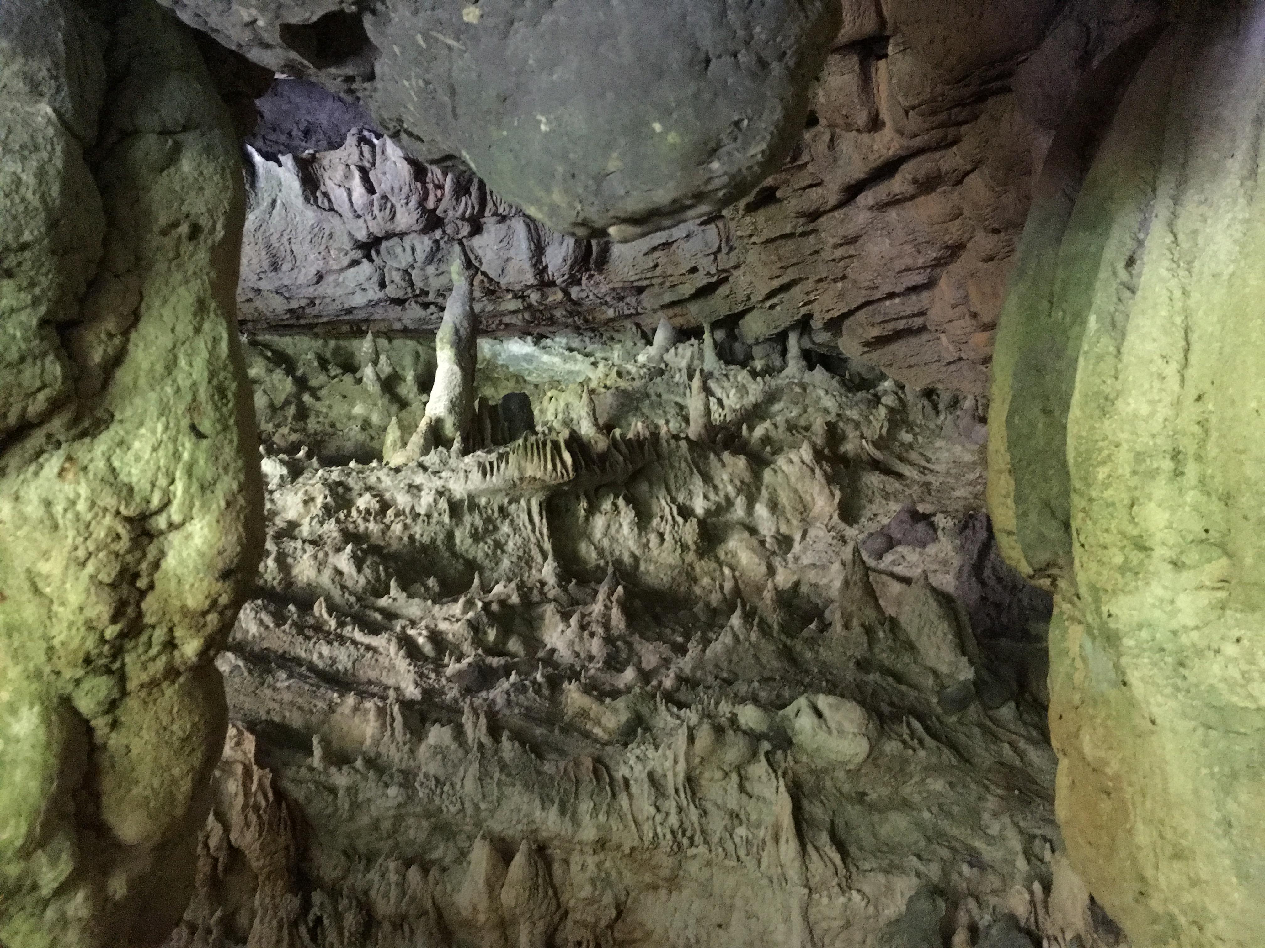 el nicho caves