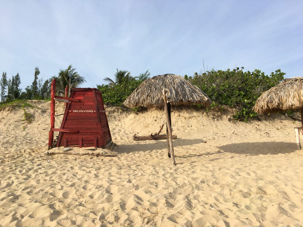 havana beach securtiy