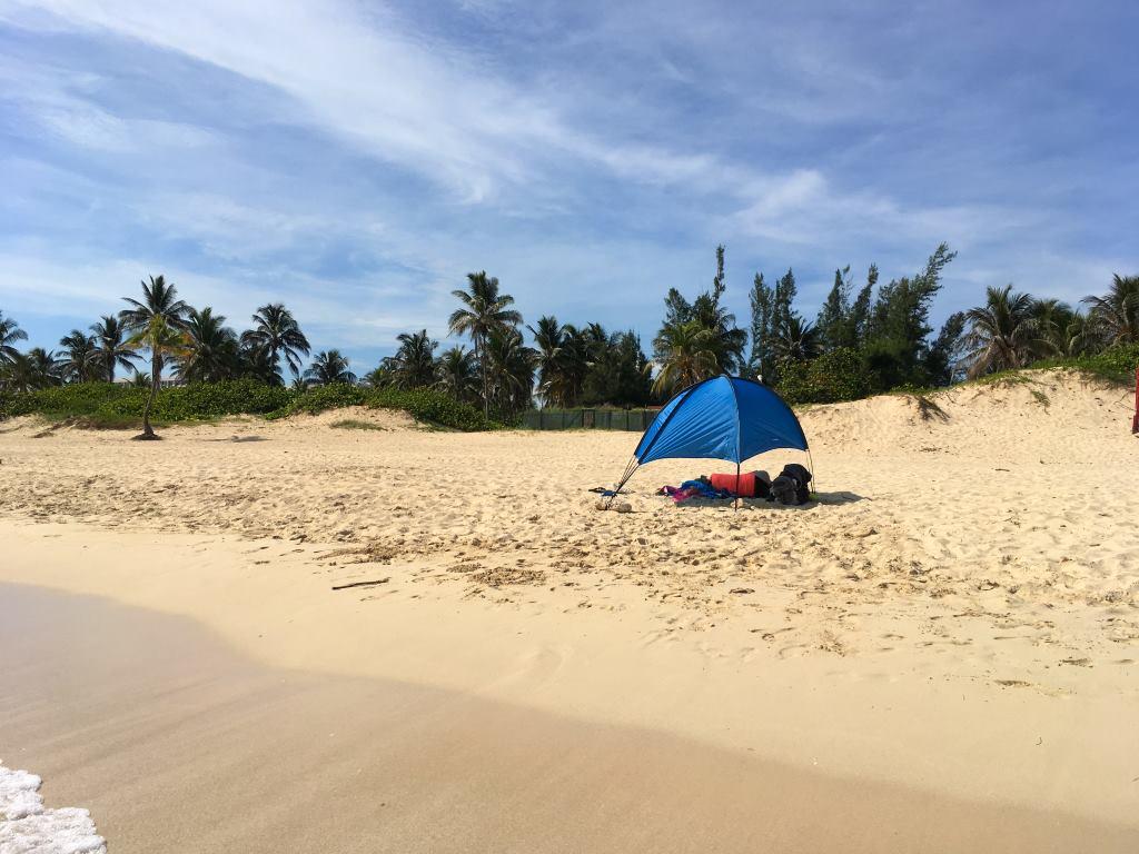 havana beach tent playas este