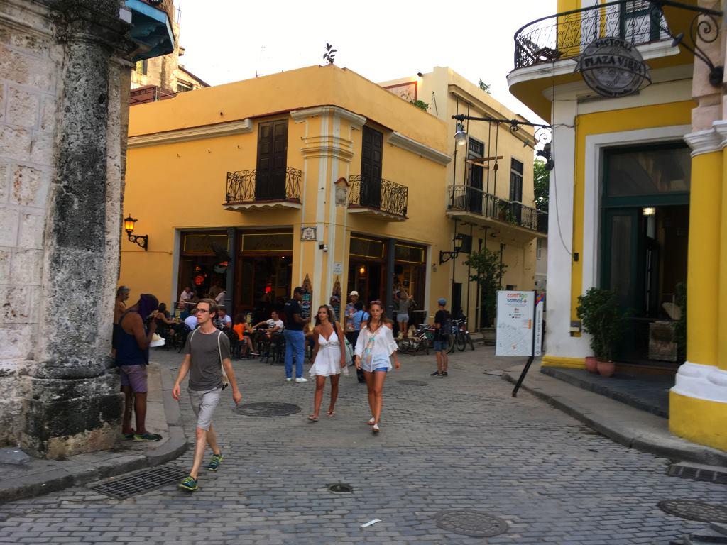old havana streets