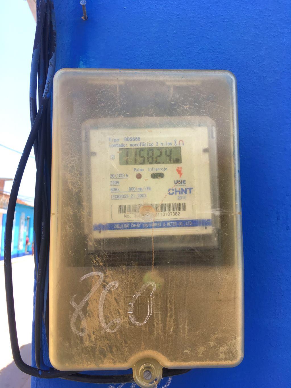 220 volts meter
